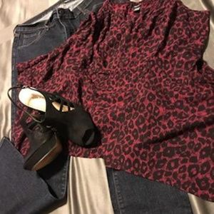 Torrid Tops - Spaghetti Top Outfit